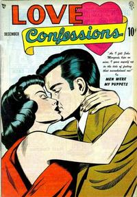 Cover Thumbnail for Love Confessions (Quality Comics, 1949 series) #2