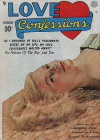 Cover Thumbnail for Love Confessions (Quality Comics, 1949 series) #3