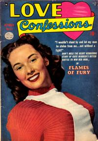 Cover Thumbnail for Love Confessions (Quality Comics, 1949 series) #13