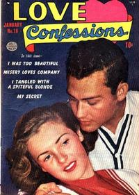 Cover Thumbnail for Love Confessions (Quality Comics, 1949 series) #16