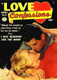 Cover Thumbnail for Love Confessions (Quality Comics, 1949 series) #22