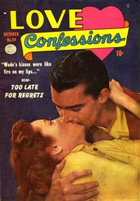 Cover Thumbnail for Love Confessions (Quality Comics, 1949 series) #24
