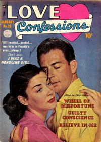Cover Thumbnail for Love Confessions (Quality Comics, 1949 series) #26