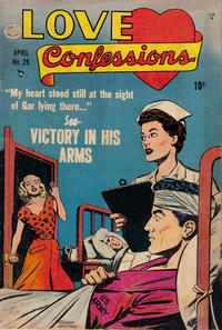 Cover Thumbnail for Love Confessions (Quality Comics, 1949 series) #29