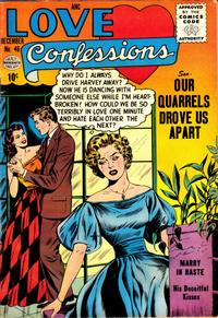 Cover Thumbnail for Love Confessions (Quality Comics, 1949 series) #46