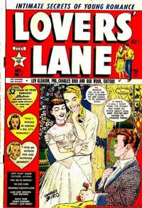 Cover Thumbnail for Lovers' Lane (Lev Gleason, 1949 series) #1