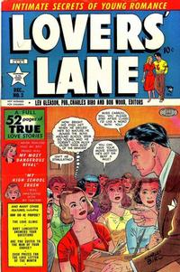 Cover Thumbnail for Lovers' Lane (Lev Gleason, 1949 series) #2