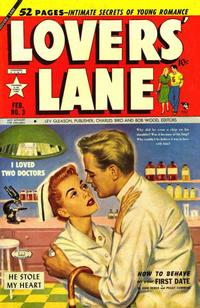 Cover Thumbnail for Lovers' Lane (Lev Gleason, 1949 series) #3