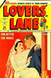 Cover Thumbnail for Lovers' Lane (Lev Gleason, 1949 series) #6