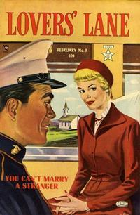 Cover Thumbnail for Lovers' Lane (Lev Gleason, 1949 series) #9