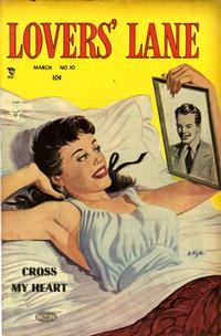 Cover Thumbnail for Lovers' Lane (Lev Gleason, 1949 series) #10