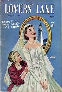 Cover Thumbnail for Lovers' Lane (Lev Gleason, 1949 series) #11
