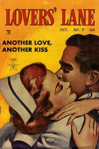 Cover Thumbnail for Lovers' Lane (Lev Gleason, 1949 series) #17