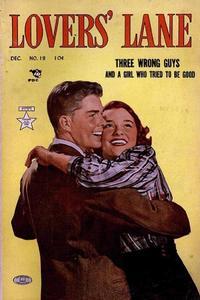 Cover Thumbnail for Lovers' Lane (Lev Gleason, 1949 series) #19