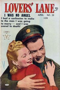 Cover Thumbnail for Lovers' Lane (Lev Gleason, 1949 series) #23