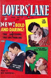 Cover Thumbnail for Lovers' Lane (Lev Gleason, 1949 series) #27