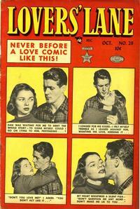 Cover Thumbnail for Lovers' Lane (Lev Gleason, 1949 series) #29