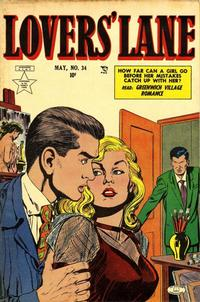 Cover Thumbnail for Lovers' Lane (Lev Gleason, 1949 series) #34