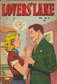 Cover Thumbnail for Lovers' Lane (Lev Gleason, 1949 series) #37