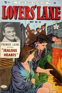 Cover Thumbnail for Lovers' Lane (Lev Gleason, 1949 series) #40