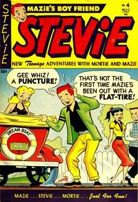 Cover Thumbnail for Stevie (Nation-Wide Publishing, 1952 series) #4