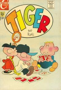 Cover Thumbnail for Tiger (Charlton, 1970 series) #5