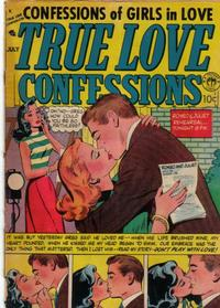 Cover Thumbnail for True Love Confessions (Premier Magazines, 1954 series) #2