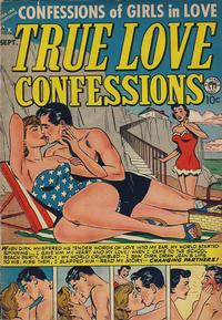 Cover Thumbnail for True Love Confessions (Premier Magazines, 1954 series) #3