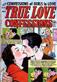 Cover Thumbnail for True Love Confessions (Premier Magazines, 1954 series) #4