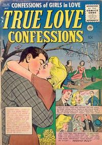 Cover Thumbnail for True Love Confessions (Premier Magazines, 1954 series) #7