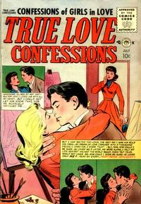 Cover Thumbnail for True Love Confessions (Premier Magazines, 1954 series) #8