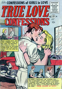 Cover Thumbnail for True Love Confessions (Premier Magazines, 1954 series) #10