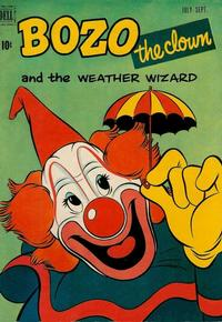 Cover Thumbnail for Bozo the Clown (Dell, 1951 series) #2