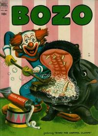 Cover Thumbnail for Bozo (Dell, 1952 series) #7