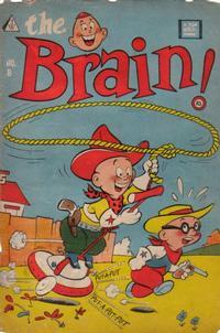 Cover Thumbnail for The Brain (I. W. Publishing; Super Comics, 1958 series) #8