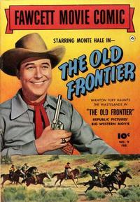 Cover Thumbnail for Fawcett Movie Comic (Fawcett, 1950 series) #9