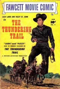 Cover Thumbnail for Fawcett Movie Comic (Fawcett, 1950 series) #11