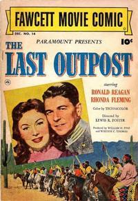 Cover Thumbnail for Fawcett Movie Comic (Fawcett, 1950 series) #14