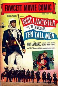 Cover Thumbnail for Fawcett Movie Comic (Fawcett, 1950 series) #16