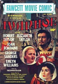 Cover Thumbnail for Fawcett Movie Comic (Fawcett, 1950 series) #20