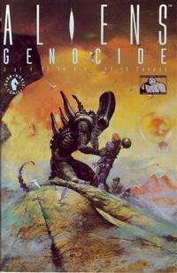 Cover Thumbnail for Aliens: Genocide (Dark Horse, 1991 series) #2
