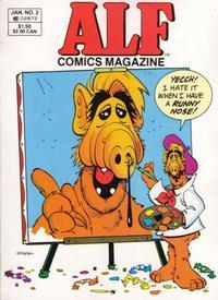 Cover Thumbnail for ALF Comics Magazine (Marvel, 1988 series) #2