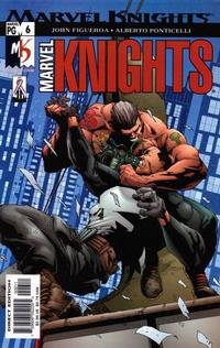 Cover Thumbnail for Marvel Knights (Marvel, 2002 series) #6
