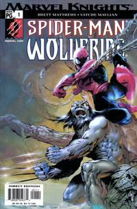 Cover Thumbnail for Spider-Man & Wolverine (Marvel, 2003 series) #1