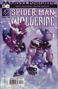 Cover Thumbnail for Spider-Man & Wolverine (Marvel, 2003 series) #3