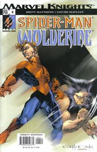Cover Thumbnail for Spider-Man & Wolverine (Marvel, 2003 series) #4