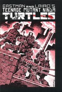 Cover Thumbnail for Teenage Mutant Ninja Turtles (Mirage, 1984 series) #1