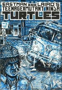 Cover Thumbnail for Teenage Mutant Ninja Turtles (Mirage, 1984 series) #3