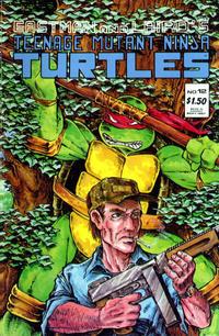 Cover Thumbnail for Teenage Mutant Ninja Turtles (Mirage, 1984 series) #12