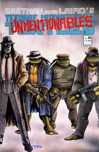 Cover Thumbnail for Teenage Mutant Ninja Turtles (Mirage, 1984 series) #14